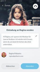 Monkee_GemeinsamSparen_Einladung